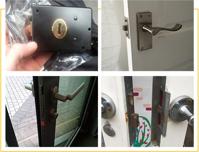 In Action Locksmith Work